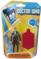 "Doctor Who 3.75"" Wave 3: The Twelfth Doctor from Series 8 - Action Figure"